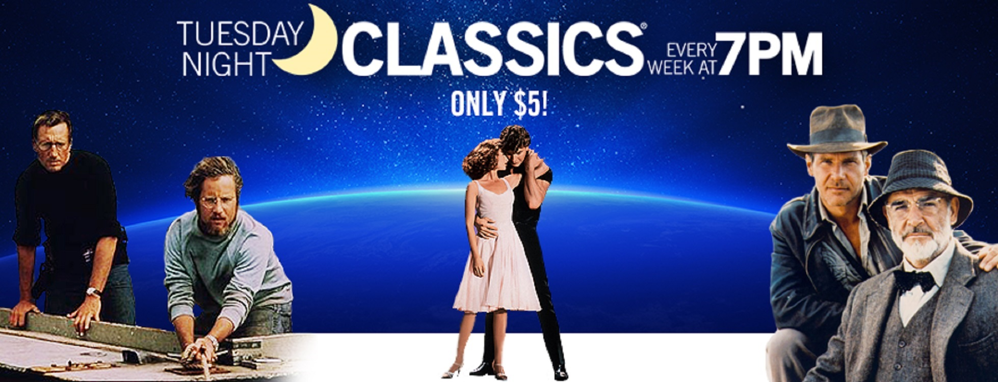 Ultimate Classics Return to the BIG Screen at Harkins Theatres