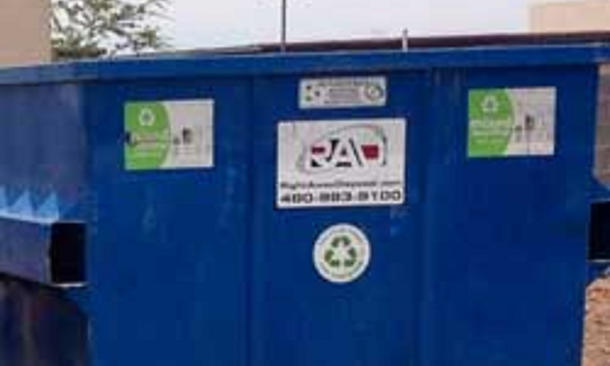San Tan Valley Recycling