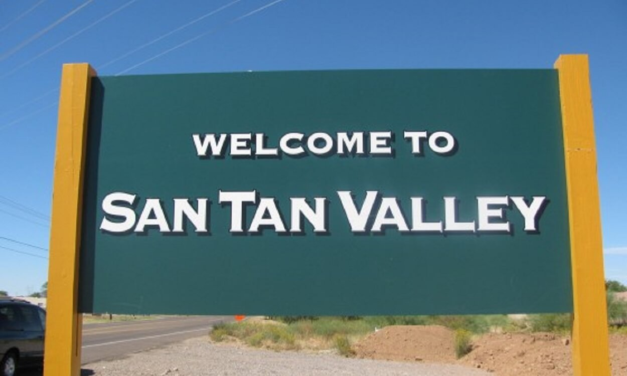 About San Tan Valley, Arizona