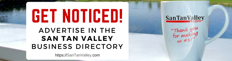 Advertise your business in the San Tan Valley Business Directory