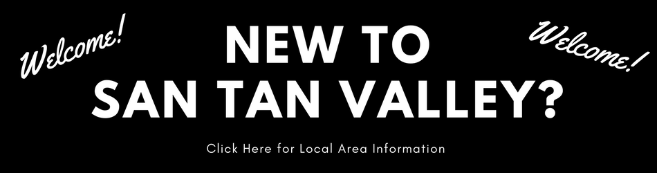 New to San Tan Valley? Click Here for Area Info