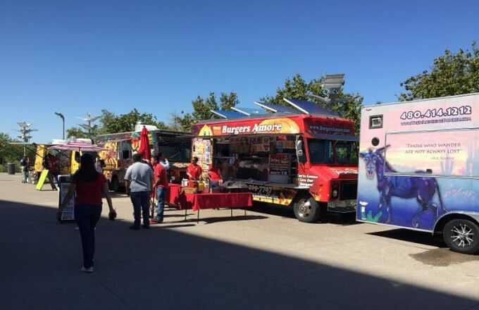 Food Trucks are everywhere but are they inspected?